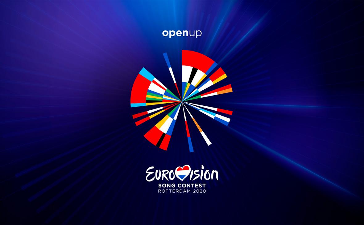 Логотип Евровидения 2020
