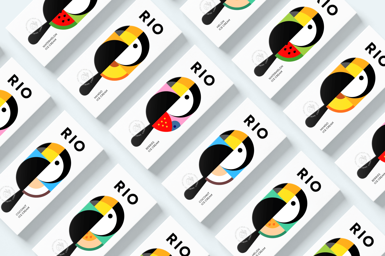 Рио-де-Жанейро как источник вдохновения дизайнера