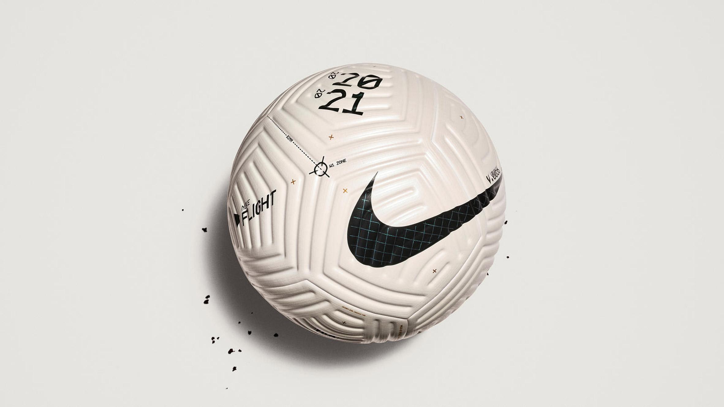 Новый мяч Nike