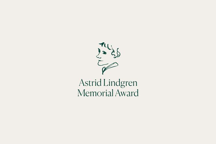 Новый логотип литературной премии Астрид Линдгрен