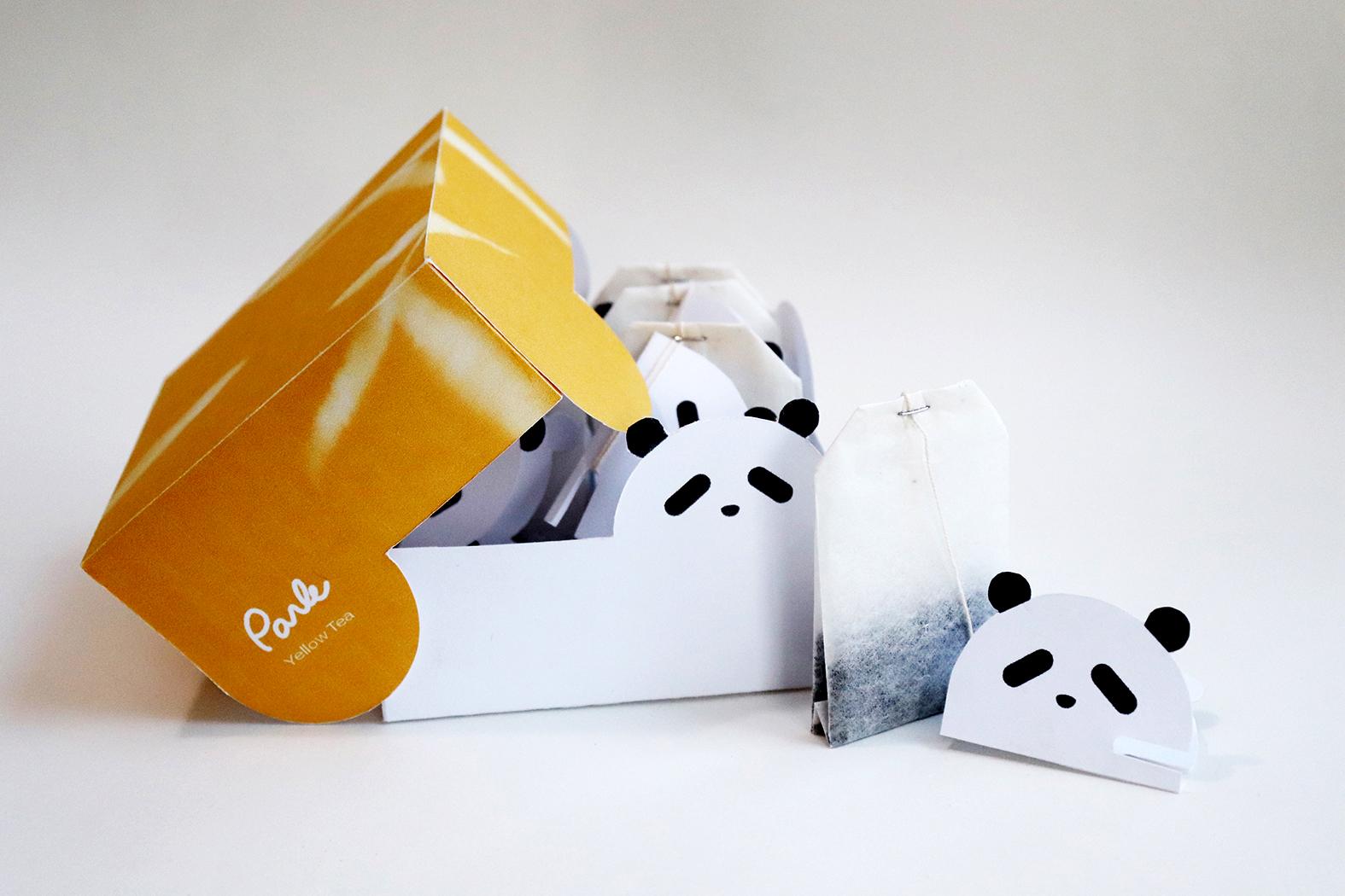 Дизайн упаковки для чая