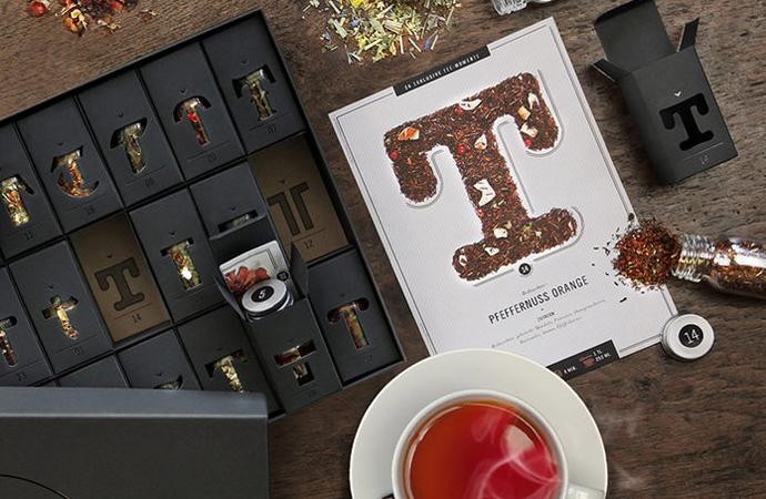 Дизайн упаковки: время чайной паузы